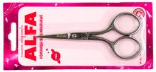 Ножницы вышивальные ALFA AF 101-02