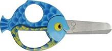 Ножницы детские Рыбка 13 см 1378 F