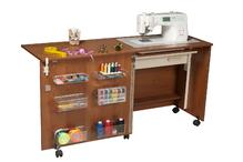 Стол для шитья Комфорт 1 XL (швейный стол)