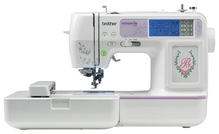 Швейно-вышивальная машина Brother NV 950