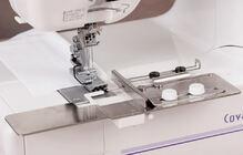 Лапка для распошив. маш. приспособление для выполнения распошивальных швов