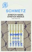 Иглы стретч Shmetz №75(3) №90(2)