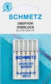 Иглы SCHMETZ Overlock ELx705 SUK SF № 80/12