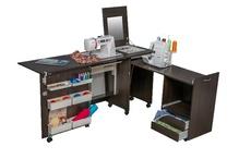 Стол для шитья Комфорт-3 (швейный стол)