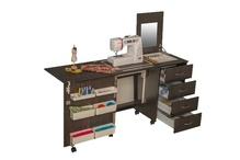 Стол для шитья Комфорт-2 (швейный стол)