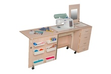Стол для шитья Комфорт-2L (швейный стол)