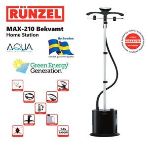 Отпариватель для одежды Runzel MAX-210 Bekvamt