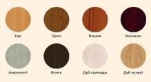 Варианты цветовых решений столов Комфорт
